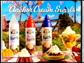 Anchor Cream Swirls Ad 1996