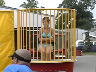 Canadian  Dunk Tank Girls - pt 2