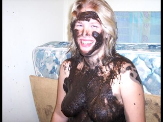 Lisa's Mud Rub