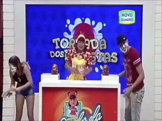Brazilian TV Game Show