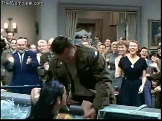 Fraulein (1958):  the greatest dunk tank scene in movie or tv history (so far)