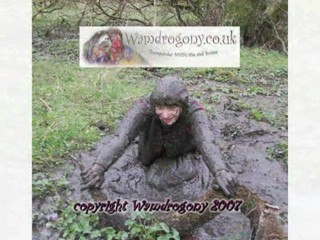Mud bathing (TV/TG)