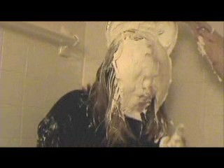 Gunged Girl - Courtney