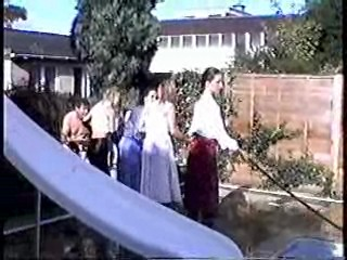 Aquantic 1991 - behind the scenes