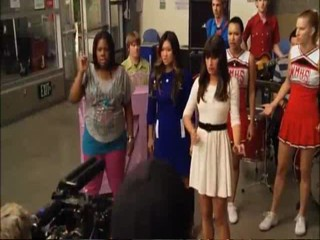 Glee - Food Fight