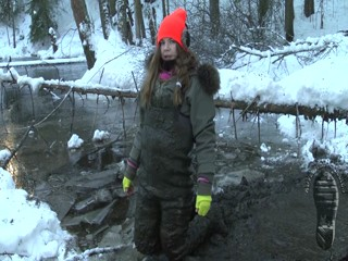 The mud is calling! Part 2. One more crazy winter adventure)))