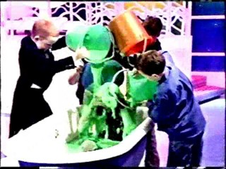 SMTV, Generation Game, Fun House, Konnie Huq gunged, Prickly Heat