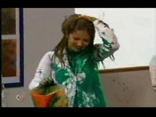 Rebelde Paint Fight