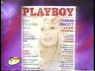 Entertainment Tonite: Farrah Fawcett,  Overboard